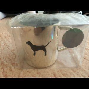 VS Pink coffee mug! Still in original box! New